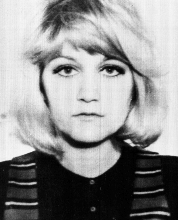 Picture released by airline of air stewardess Vesna Vulovic, 23, the sole survivor of the JAT DC-9 plane which exploded over Czechoslovakia, killing 27 people, Jan. 26, 1972. (AP Photo) BEST QUALITY AVAILABLE