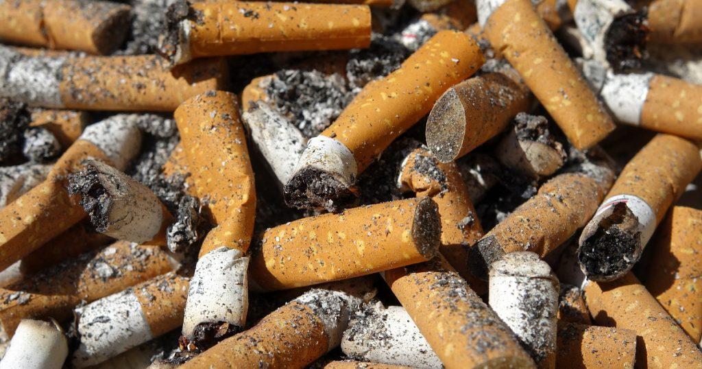 cigarette-end