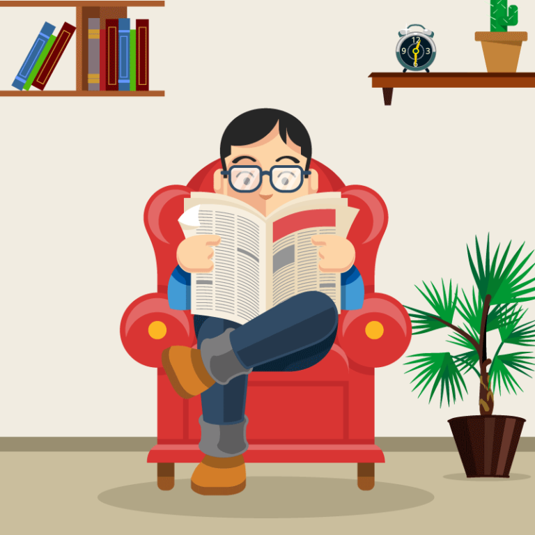 reading-paper-768x768