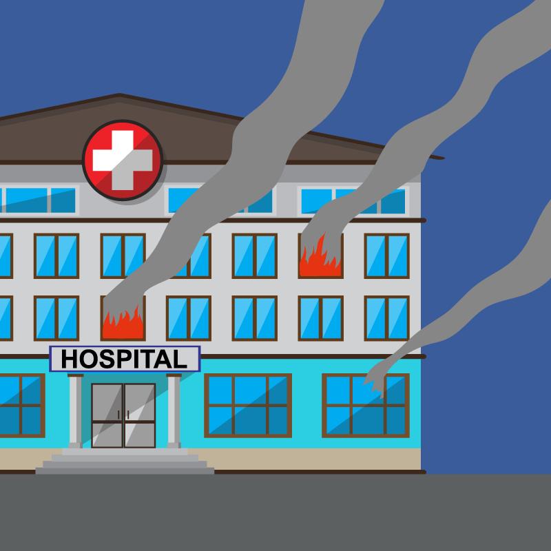 fire-hospital