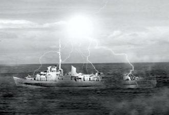 """Вымысел и факты о филадельфийском эксперименте: история эсминца """"Элдридж"""""""