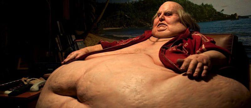 Топ-10 самых толстых людей на планете