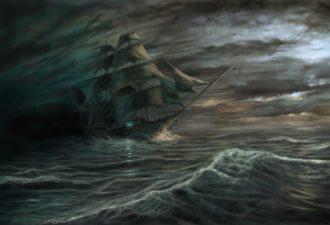 """Парусник """"Морская птица"""": куда пропал экипаж?"""