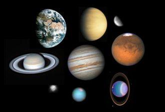 Топ-5 самых больших планет в Солнечной системе: размеры и спутники гигантов
