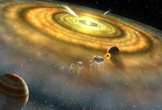 Когда и как появилась планета Земля: теория большого взрыва