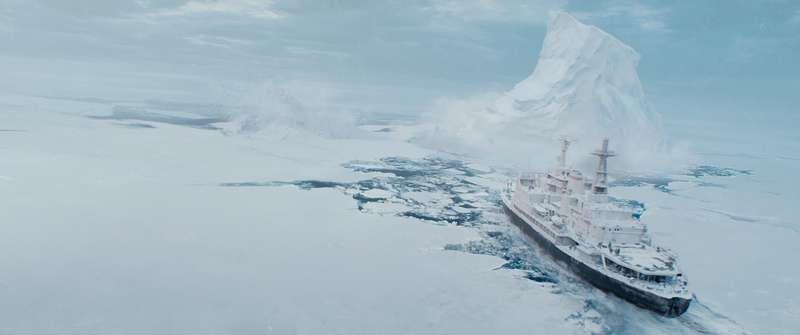 Реальная история и прототип ледокола «Михаил Громов»: пленник льдов Антарктики
