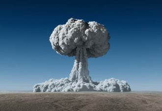 История создания первой водородной бомбы: последствия термоядерного взрыва