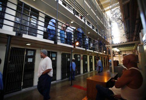 Рисунок 10. Тюрьма Сан-Квентин.