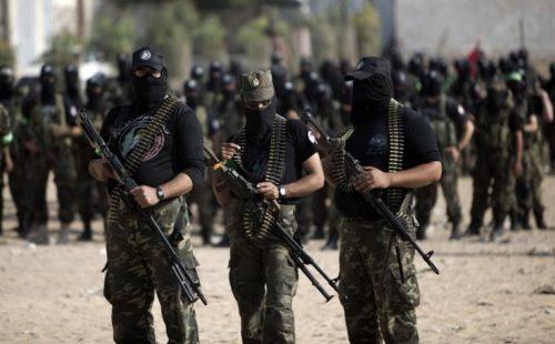 Рисунок 1. Преступники-террористы