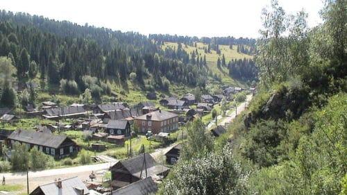 Рисунок 1. Тисульский район Кемеровской области