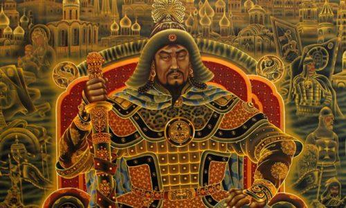 Рисунок 1. Хан Батый