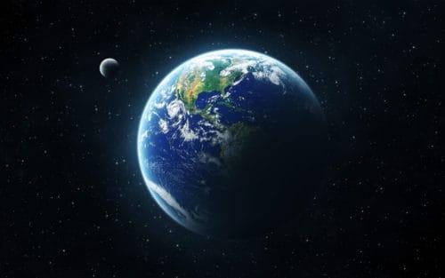 Рисунок 1. Земля