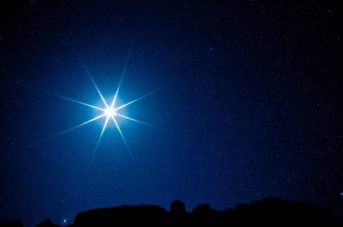 Рисунок 1. Незаходящее светило Северного Полюса