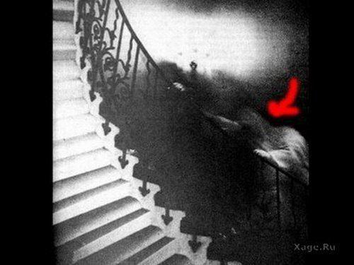 """Рисунок 19. Призрак """"лестницы тюльпанов"""""""