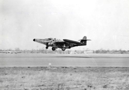 Рис. 2: Истребитель F-89С