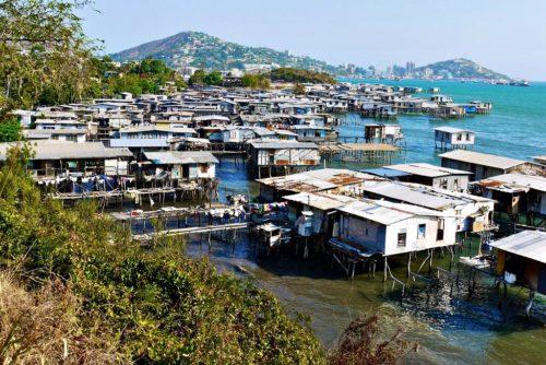 Рисунок 2. Город Порт-Морсби.