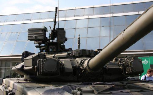 Рисунок 2. Вооружение танка «Владимир»