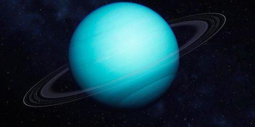 Рисунок 3. Уран