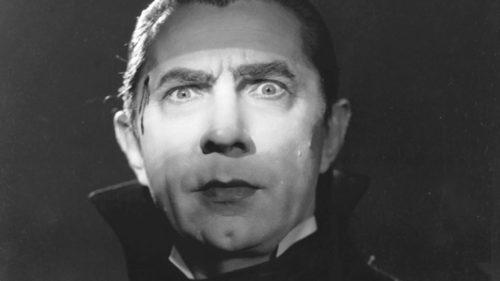 Рисунок 3. Воссоздание образа Дракулы в кино.