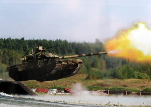 Рисунок 3. Первый в мире «Летающий танк»