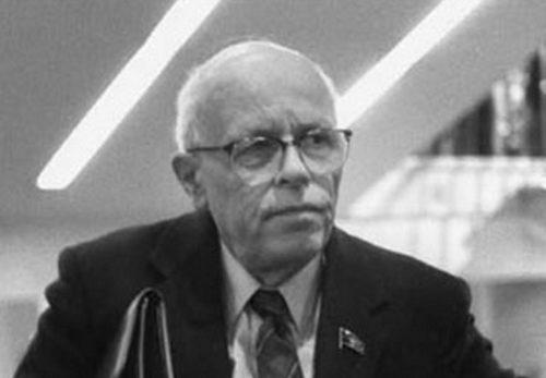 Рис.3 Андрей Сахаров, изобретатель термоядерного оружия в СССР
