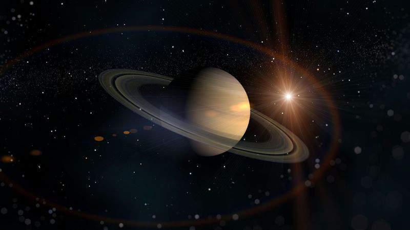 Рисунок 4. Сатурн