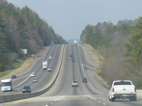 Рисунок 4. Шоссе 431, Алабама.