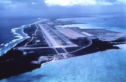 Рисунок 4. Американская военная база