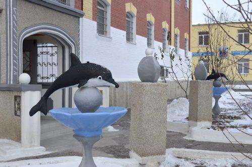 Рисунок 5. Тюрьма «Черный дельфин».