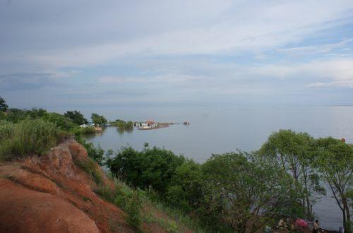 Рисунок 5. Озеро Ханка