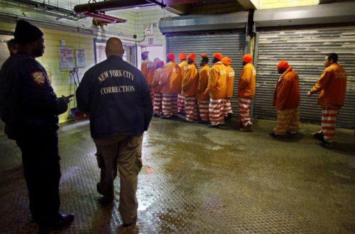 Рисунок 8. Тюрьма Рикерс, США