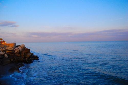 Рисунок 10. Каспийское море