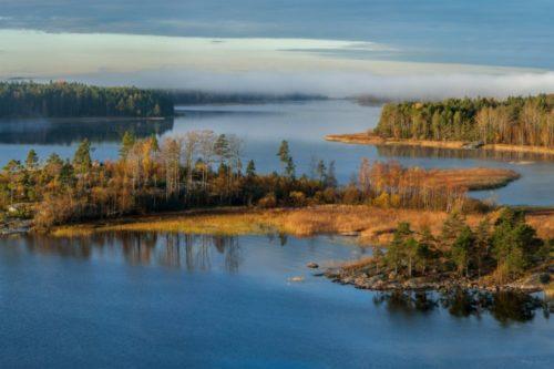 Рисунок 8. Ладожское озеро